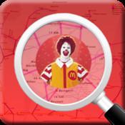 Find Nearest McDonald`s