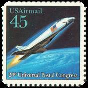 U.S. Postage Stamps--V3 1988-1999
