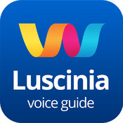 Kazan. A mobile voice audio guide by Luscinia, a map, a tour guide, audioguide.