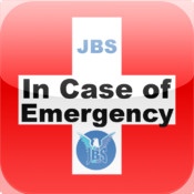 JBS In Case of Emergency Lock Screen