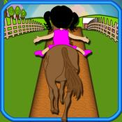 3D Farm Animals Ride - Fun Farm And Domestic Animals Kids Simulator Advanture