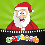 Cartoob Christmas Bunch for iPad, photo and video tool, create your own Christmas cartoons linux photo tool