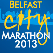 Deep RiverRock Belfast City Marathon 2013
