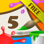 Kids Coloring and Math - Coloring book for kids Free