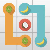 Match the Fruits – Addictive Flow Style Fruits Matching Game
