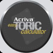 Acriva Easy Toric Calculator