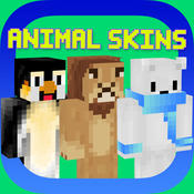 Animal Skins for PE - Best Skin Simulator and Exporter for Minecraft Pocket Edition