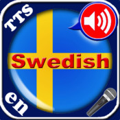 High Tech Swedish vocabulary trainer Application with Microphone recordings, Text-to-Speech synthesis and speech recognition as well as comfortable learning modes.