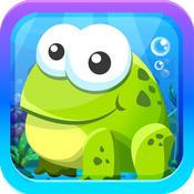 Mega Frog Jump Dash - Tap The Hoppy Pockets Frog HD Free 2