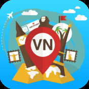 Vietnam offline Travel Guide & Map. City tours: Hanoi,Ho Chi Minh,Tay Ninh,Mekong Delta