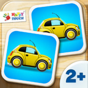 Activity Cars Match it - Puzzle Game for Kids (by Happy Touch) Free