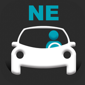 Nebraska State Driver License Test Practice Questions - NE DMV Driving Written Permit Exam Prep (Best App)