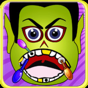 Zombie Dentist Office - Holiday Little Nose Doctor