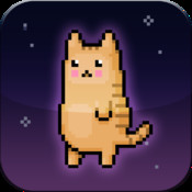 Kitty Jump Adventure - Survival collect Candy and avoid angry dog and birds