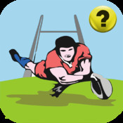 Rugby Union Quiz - Top Fun Shirt Trivia Game.