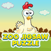 Zoo Jigsaw Puzzle – Free Animals Jigsaw Puzzle Game for Kids & Toddlers