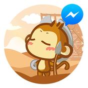 Stickers - Cute & Fun for Messenger facebook messenger