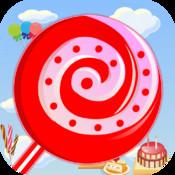 Sweet Candies - Free Swap Lollipops Match-3 Mania