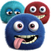 Fuzzy Monsters