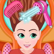School Girl Haircut