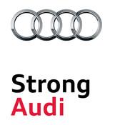 Strong Audi DealerApp