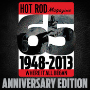 Hot Rod 65th Anniversary