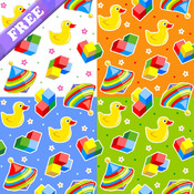 Toys Puzzles for Toddlers and Kids FREE puzzles
