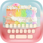 KeyCCM – Pastel : Custom Cute Color & Wallpaper Keyboard Themes Pasteles Style