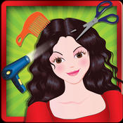 Princess Hair Salon – Crazy barber shop and hair stylist parlor game for girls
