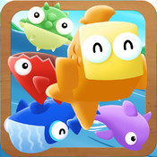 Big Fish Paradise Surfer HD - Multiplayer