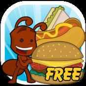 Fire Ant Picnic FREE - Burger Smasher Game