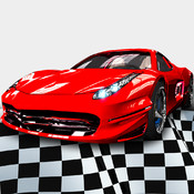 Super Cars Racing Game FREE for Kids 3D