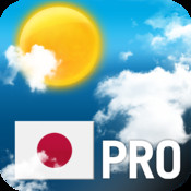 Japan Weather forecast Pro