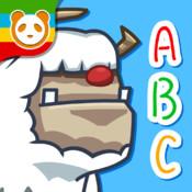Alphabet Avalanche - Recognize ABCs