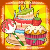 A Cake Cookie Jam Dessert Maker - cupcake cooking food game for kids!