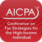 Conference on Tax Strategies for the High-Income Individual HD