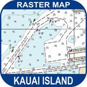 Kauai Marine RasterMaps from NOAA