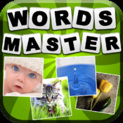 Words Master - Free Photo Quiz with Pics and Words free words
