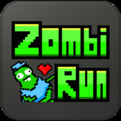 Zombie Run Diary [The story about the girl who was beaten by zombies] If you want her to alive, RUN! run application