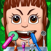 Holiday Dentist Makeover Free - Fun Games for Boys & Girls