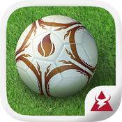 WORLD FOOTBALL CHAMPIONS: REAL FLICK SOCCER LEAGUE CUP 14 - kick & score dream goal