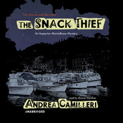 The Snack Thief (by Andrea Camilleri)