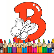 Alphabet Coloring Pages - Discover the best coloring book with great alphabet pictures