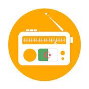 Radio Algeria FM (Radio Algérienne FM, Algeria Radio) - Include Radio Dzair Orientale, Radio Chaine 1, El Tarf, Jil FM
