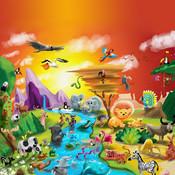 Wonder Animals Zoo Free - Interactive Flash Cards