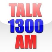 TALK 1300 AM
