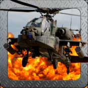 Apache Clash Warfare - Free Helicopter Game apache hills insane