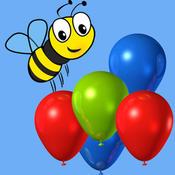 Balloon Pop For Kids free