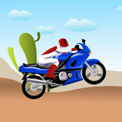 Crazy Moto Racing-HD Free
