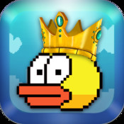 Flappy Empire: The Mad King - Let it Reign! - Can you resist 100 mad birds? mad birds pursuit